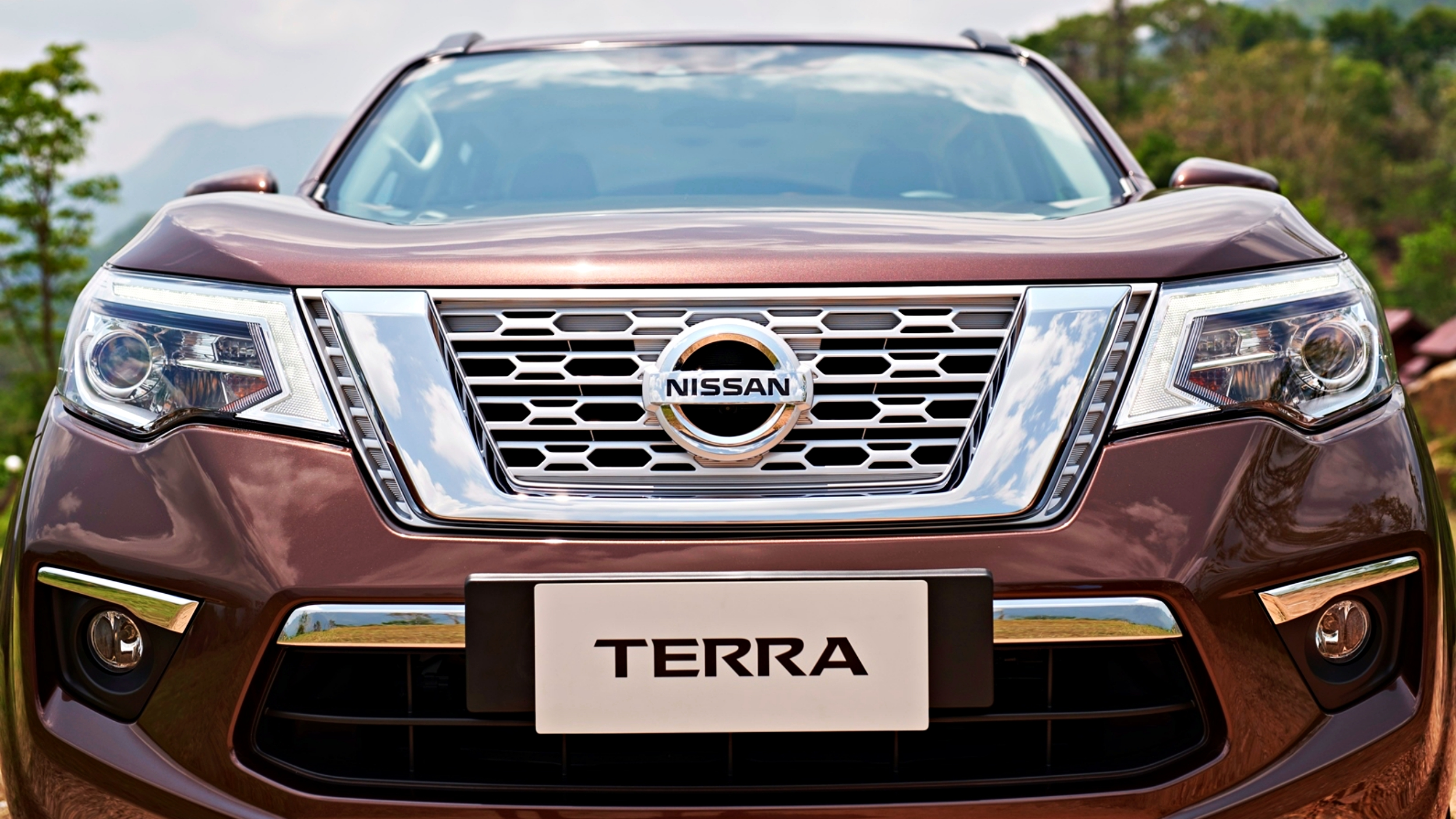 News - Nissan Australia Is Very Intent On The Terra SUV