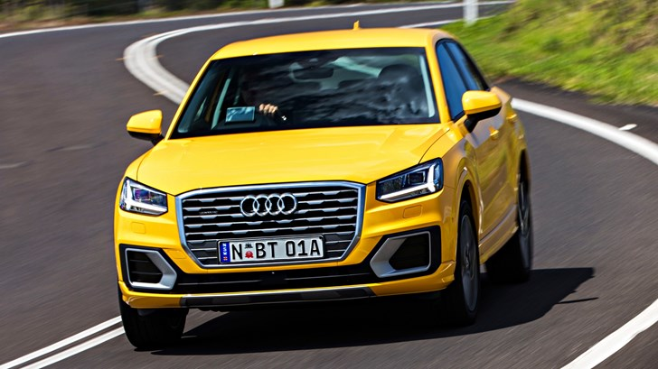 News 2019 Audi Sq2 Details Unearthed