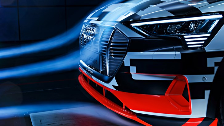 Audi E-tron Could Have No Mirrors – Gallery