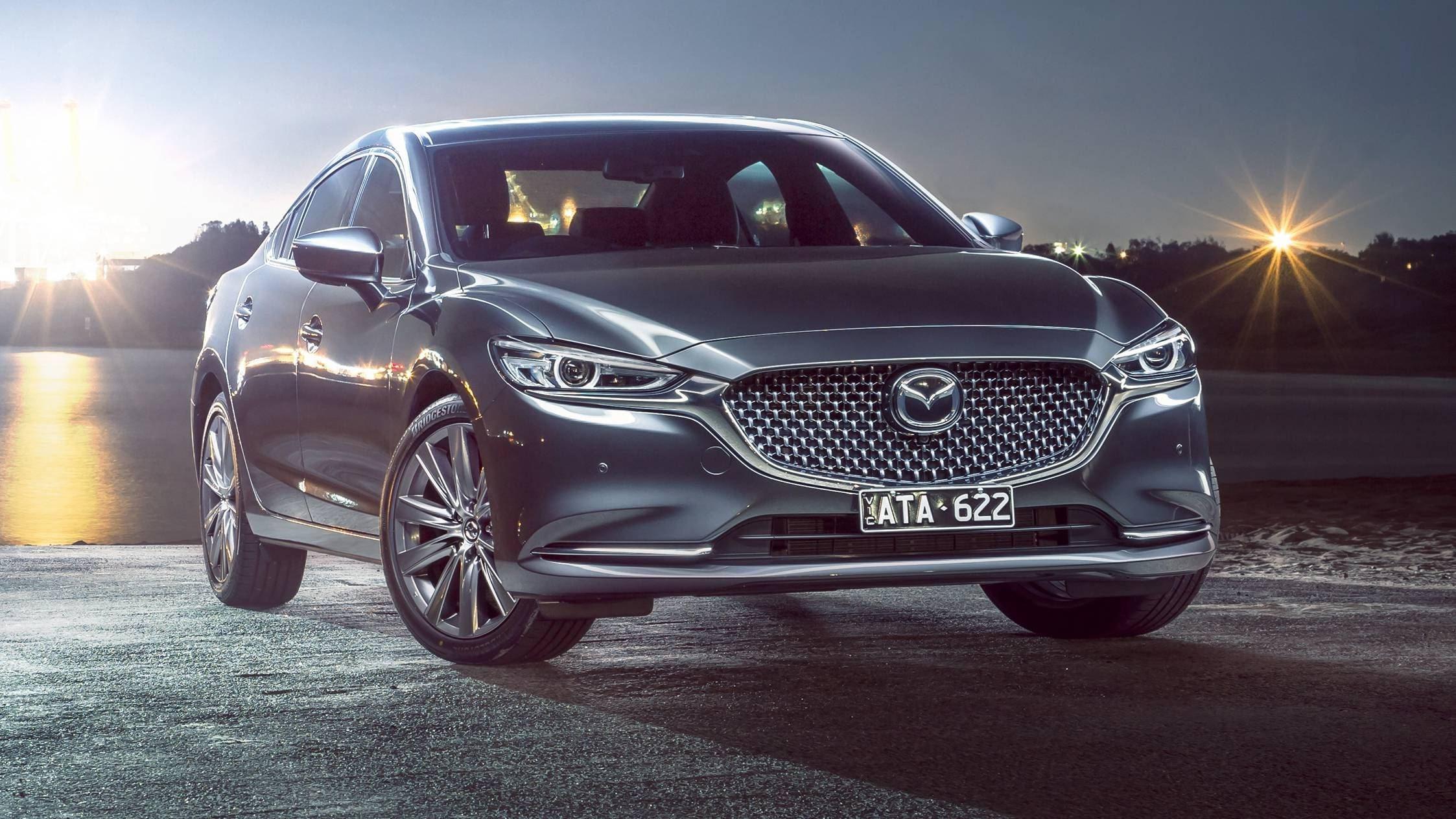 Turbo'd-Up 2018 Mazda6 Detailed For Australia Thumbnail
