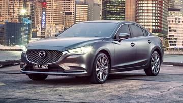 2018 Mazda6 - Australia