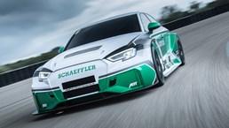 "Schaeffler 4ePerformance"" concept vehicle"