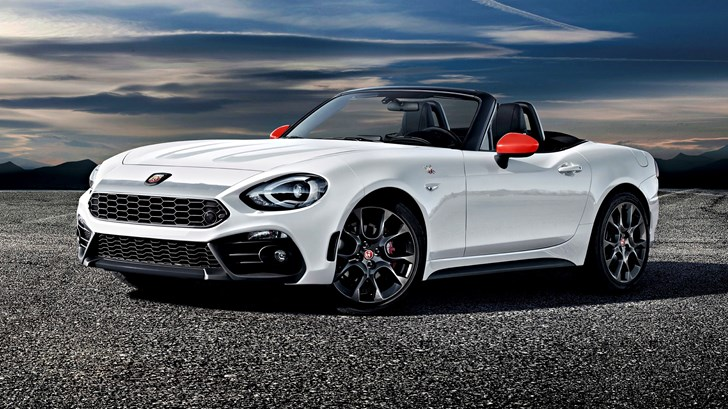 2018 Abarth 124 Spider - Monza Special Edition