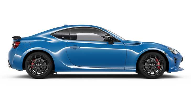 News Toyota Uk Launches Gt86 Club Series Blue Edition