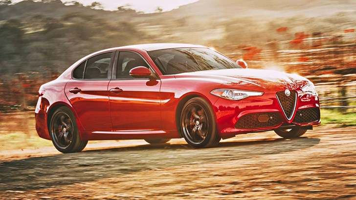 2018 Alfa Romeo Giulia - Review