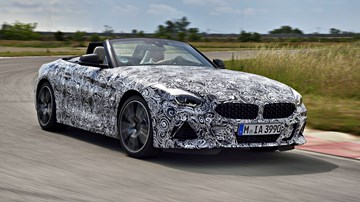 "BMW's All-New Z4 Headlined By ""Extremely Powerful"" M40i"