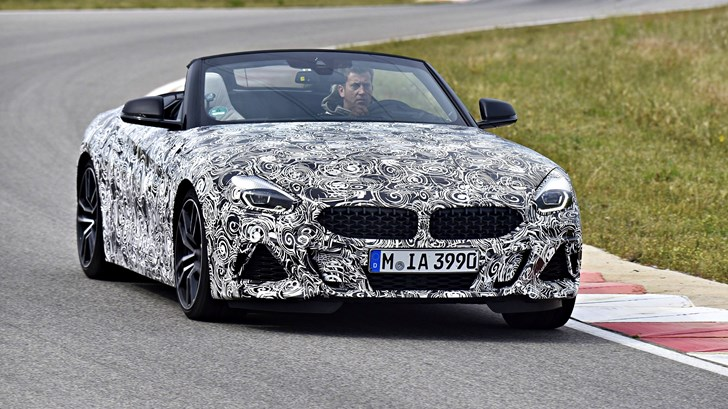 """BMW's All-New Z4 Headlined By """"Extremely Powerful"""" M40i"""