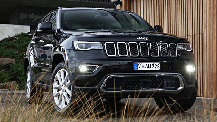 Next-Gen Jeep Grand Cherokee To Use Alfa Underpinnings – Gallery