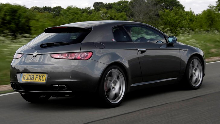 Alfa Romeo To Bring Back GTV, 8C, Rollout Hybrids