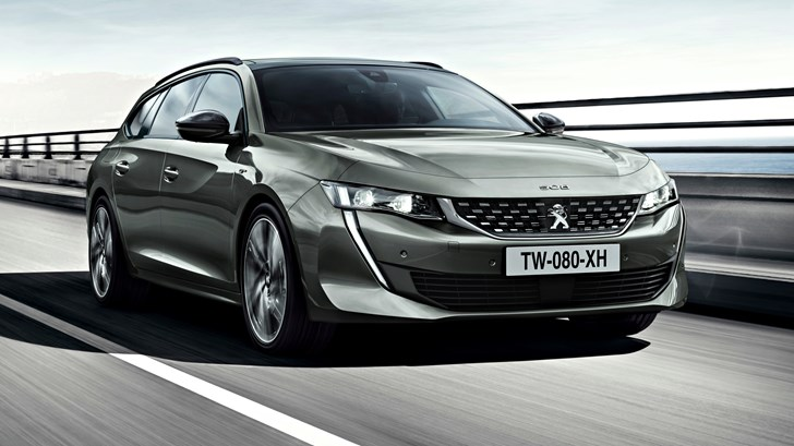 News 2019 Peugeot 508sw Revealed Looking Spectacular