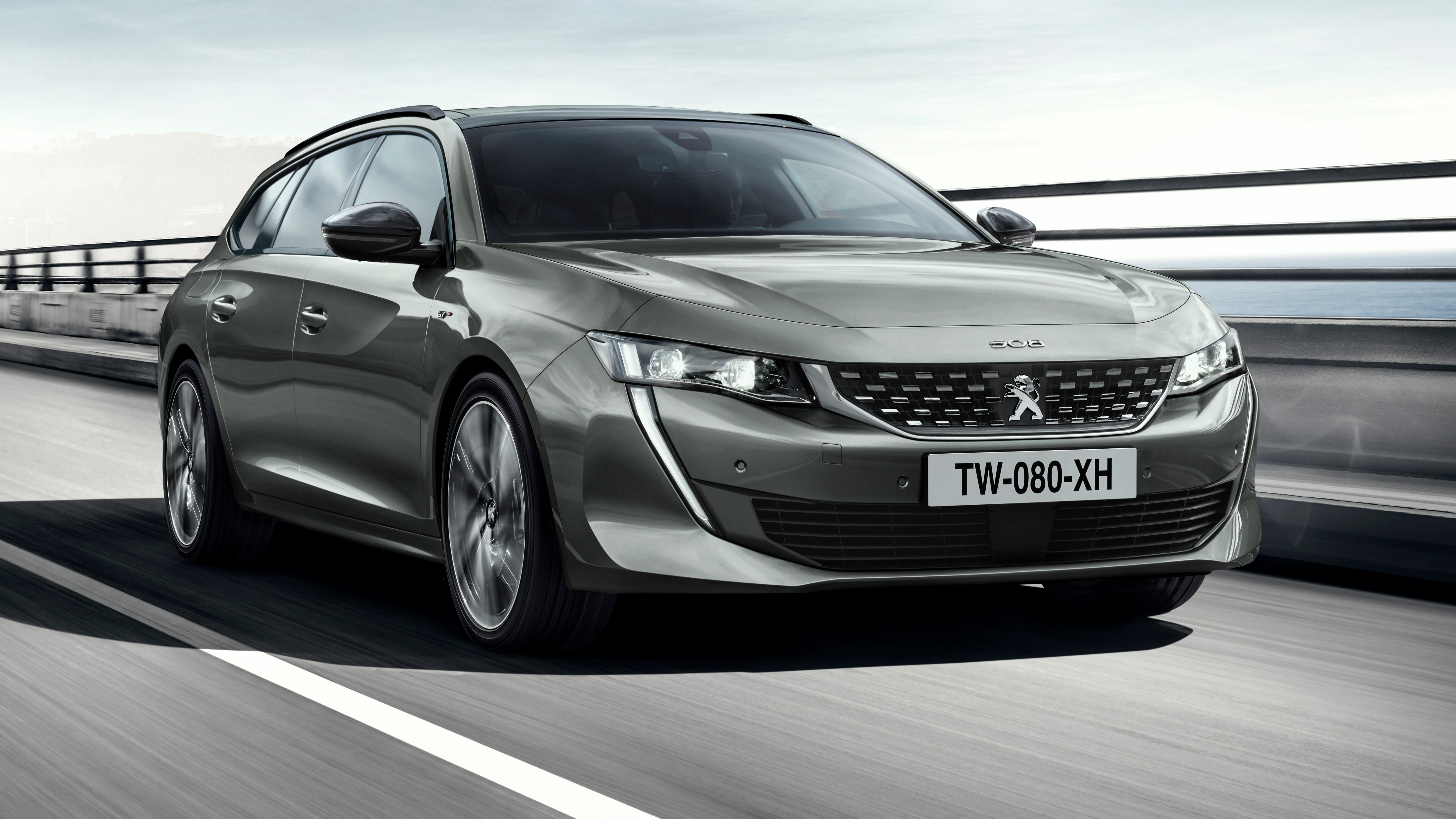 News - 2019 Peugeot 508SW Revealed, Looking Spectacular