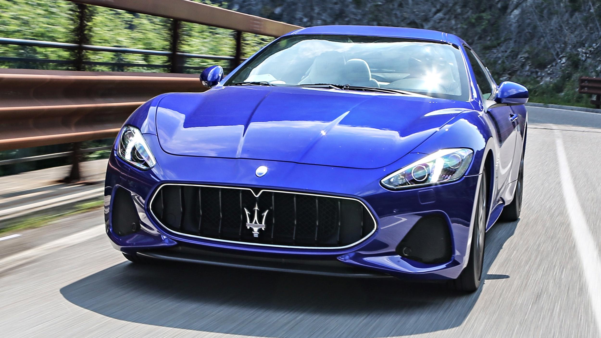 News Maserati Confirms Alfieri Sports Car And New Suv