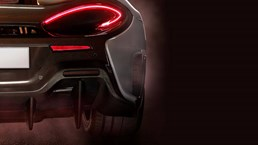 McLaren 570LT - The Edge Is Calling - Teaser