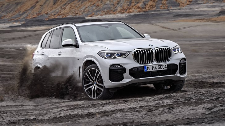 BMW Unveils All-New X5, Packed To The Gills With Tech
