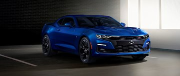 Australia Will Get Camaros With A Manual Gearbox, HSV Says