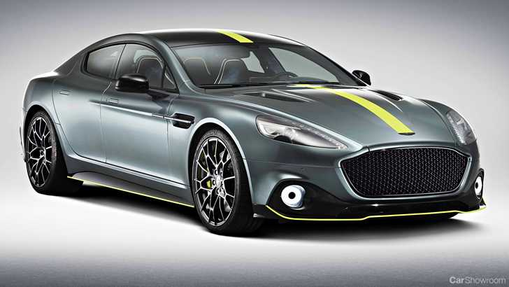 News Aston Martin Rapide AMR Is One Hell Of A Way To Go - Aston martin news