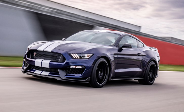 Ford's 2019 Mustang GT350 Gets Aero From GT500