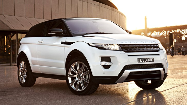 2015 Range Rover Evoque Coupe