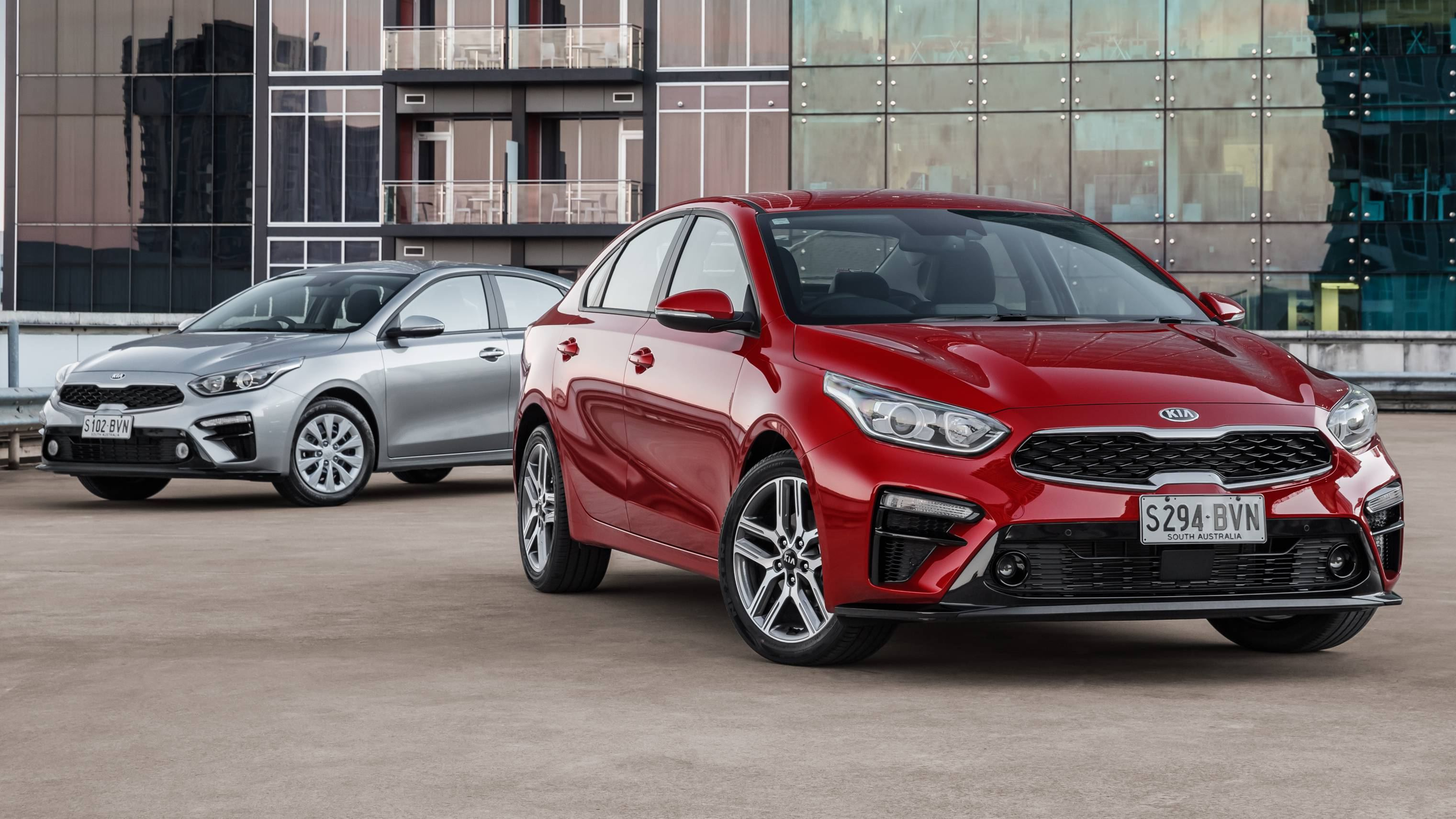 News Kia Au Launches Facelifted Cerato With Stinger Like
