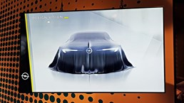 Opel Lines Up New Concept Car, Previewing Brand's Future – Gallery