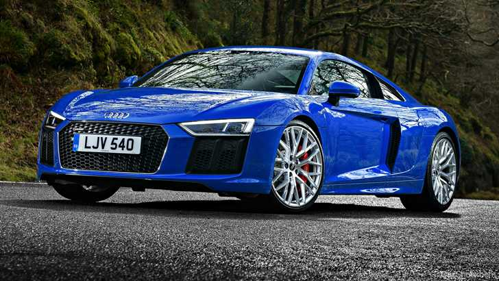 News 2019 Audi R8 To Be Available As A V6 Report