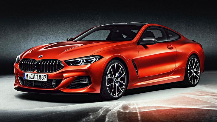 2019 BMW M850i xDrive - Carbon Pack