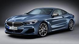 2019 BMW M850i xDrive – Studio Shots