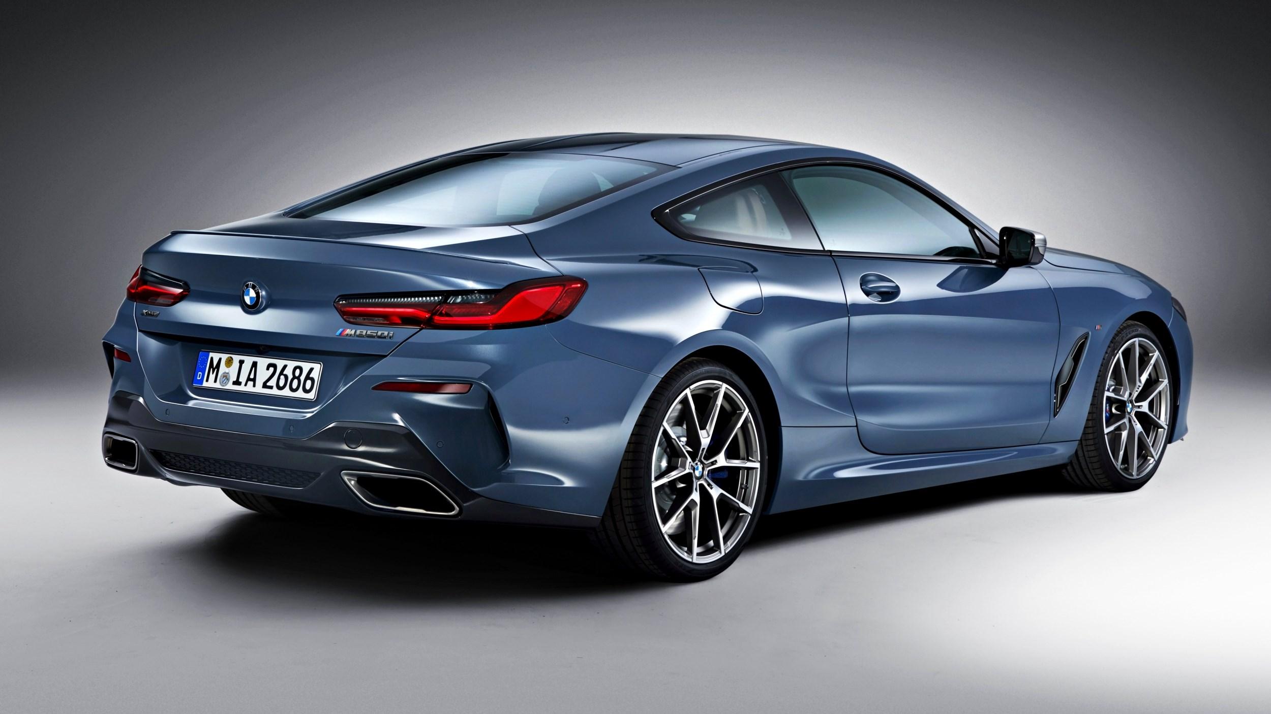 2019 BMW 8-Series Aims To Dominate Thumbnail