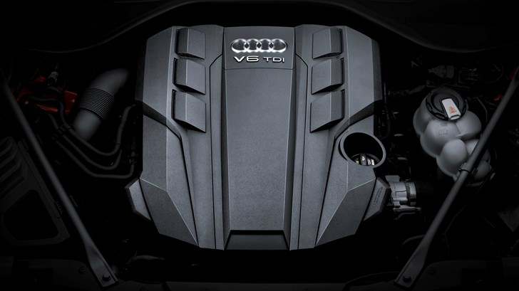 2019 Audi A8 50TDI