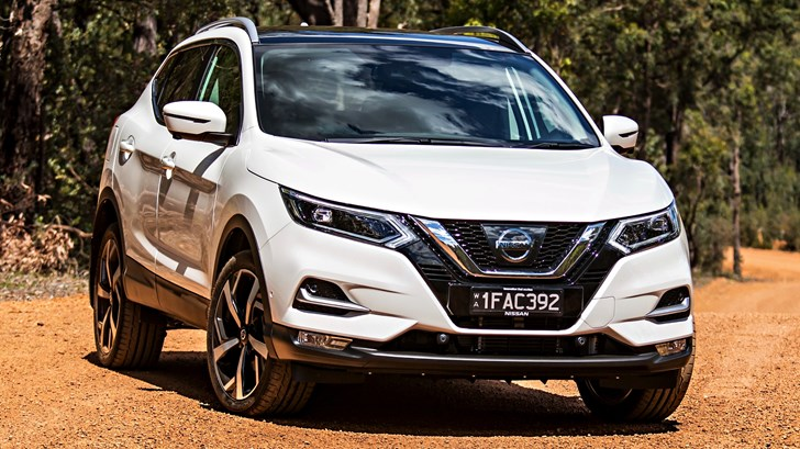 2018 Nissan Qashqai N-Tec