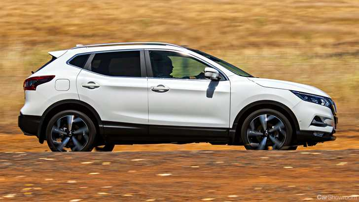 news 2020 nissan qashqai to feature 2 electrified powertrains report. Black Bedroom Furniture Sets. Home Design Ideas