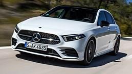 2019 Mercedes-Benz A200 AMG-Line