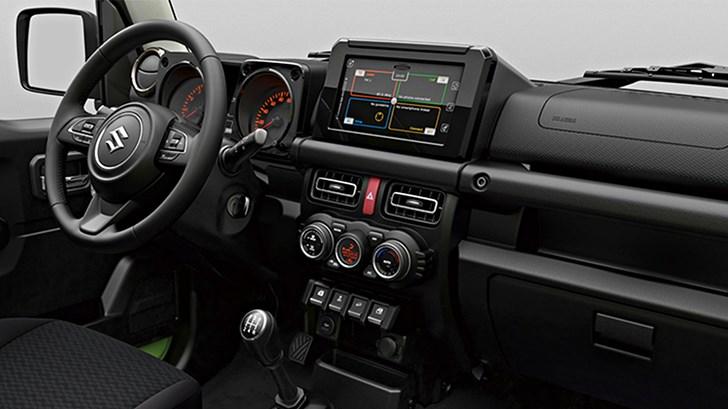 2019 Suzuki Jimny 'Sierra'