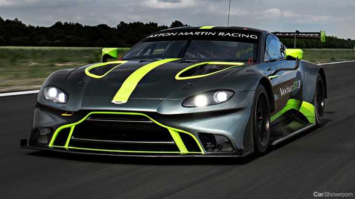 Aston Martin Vantage Gt Jpg