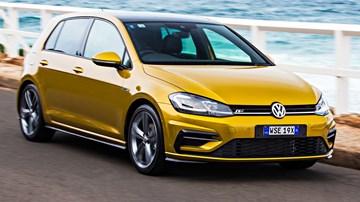 2018 Volkswagen Golf R-Line