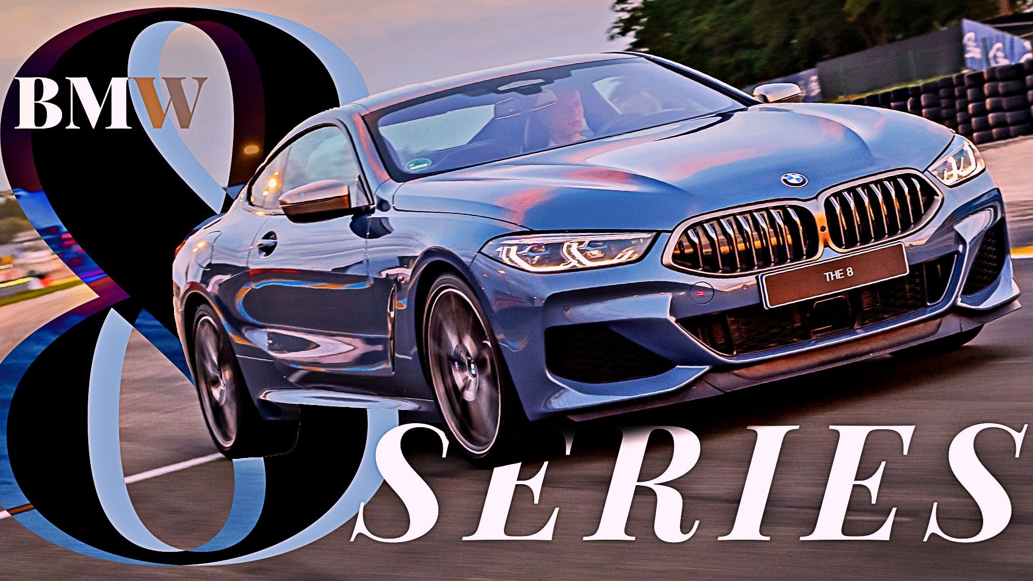 2019 BMW 8-Series Aims To Dominate