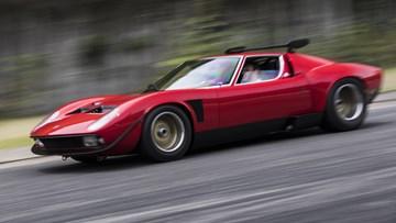 1968 Lamborghini Miura SVR, Restored By Polo Storico