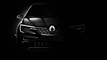 Renault Teases Captur 'Coupe' For Moscow Motor Show – Gallery