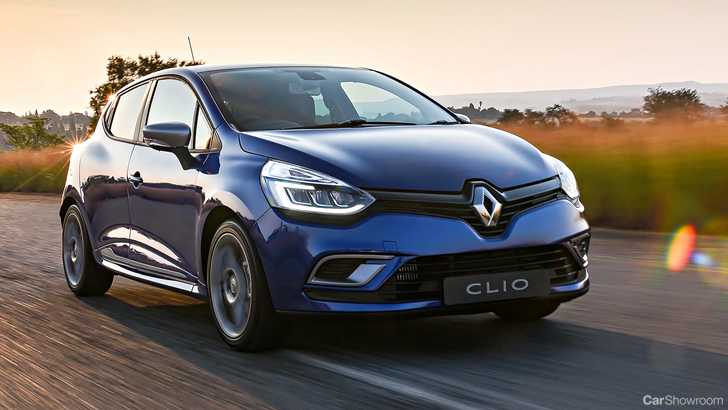 News 2019 Renault Clio To Carry Major Tech Emphasis Report