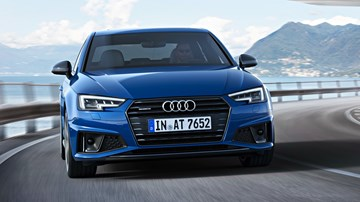 2019 Audi A4 Quattro S-Line Competition
