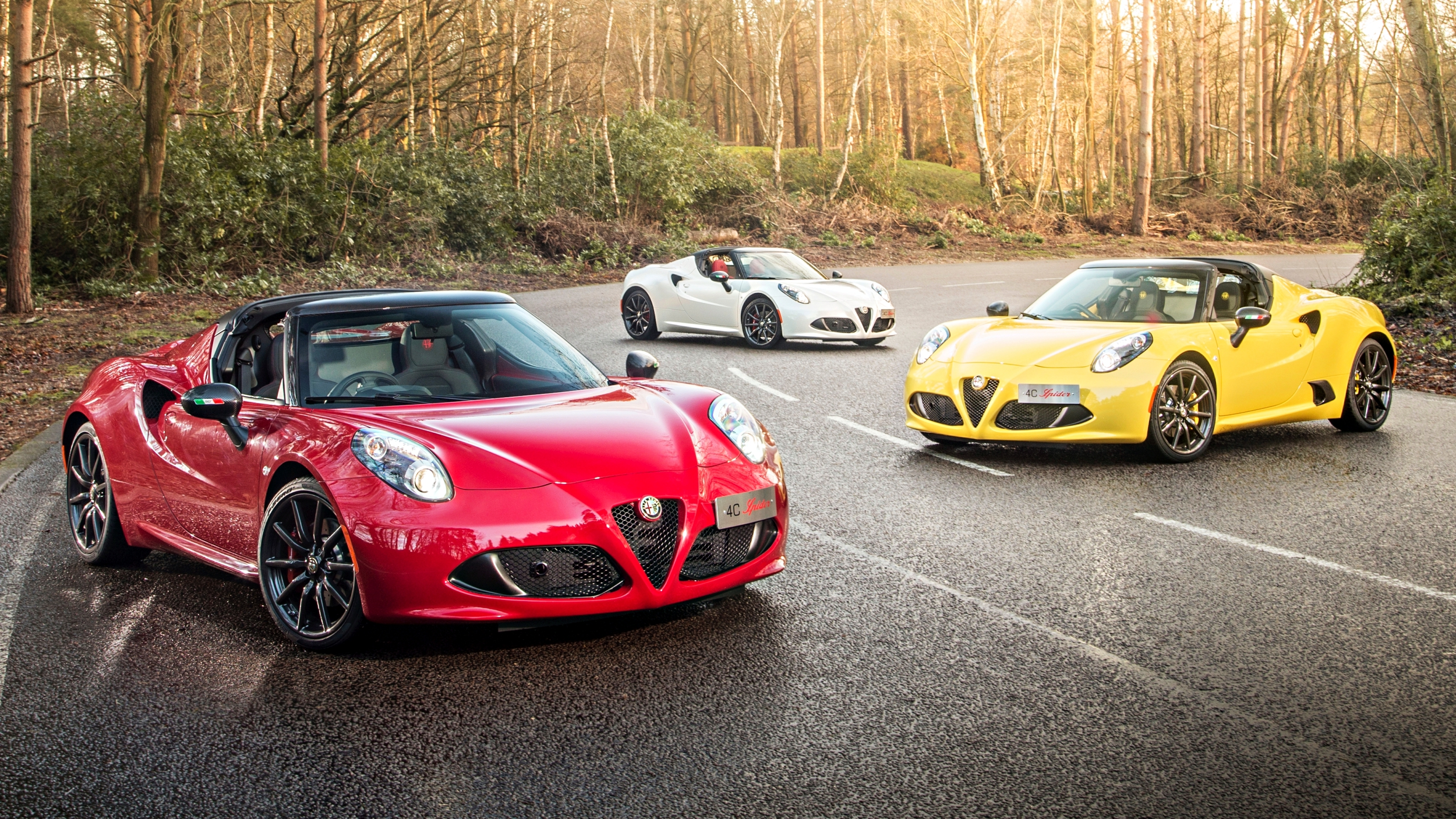 news alfa romeo 4c coupe may face the axe report. Black Bedroom Furniture Sets. Home Design Ideas