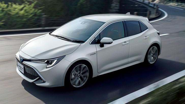 News Toyota Unveils Awd Turbocharged Corolla Sport