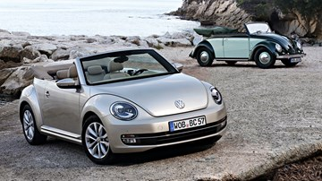Volkswagen Beetle May Live On As An EV – Gallery