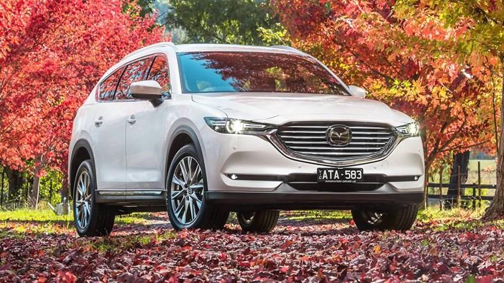 2018 Mazda CX-8 - Australia