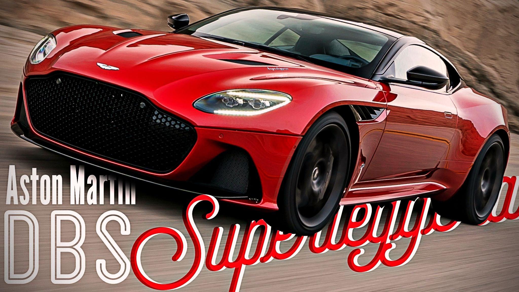 Aston Martin DBS Superleggera Is Both Beauty And Beast