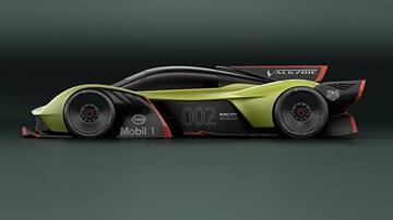 Aston Martin Valkyrie To Challenge Nurburgring Lap Record?