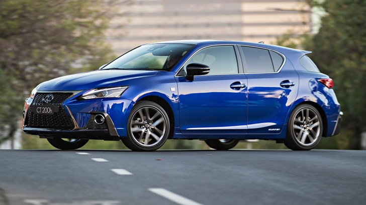 News Lexus Ct To Fight Another Day