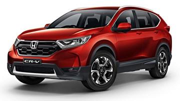 Honda Introduces Jazz +Sport & CR-V +Sport Limited Editions – Gallery