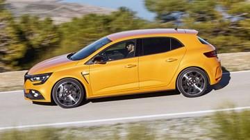 Renault Details AU-Bound Megane RS