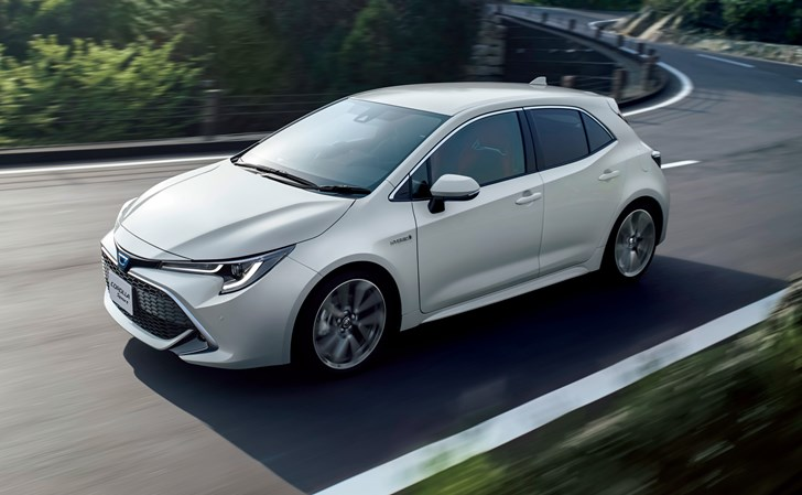 News Au Spec 2019 Toyota Corolla Hybrid For All Variants
